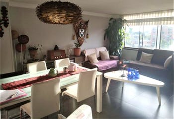 Apartamento en venta en Prado Veraniego, 114m² con Jardín...