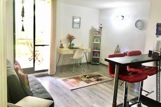 Apartamento en venta en Casco Urbano Cajicá de 1 alcoba