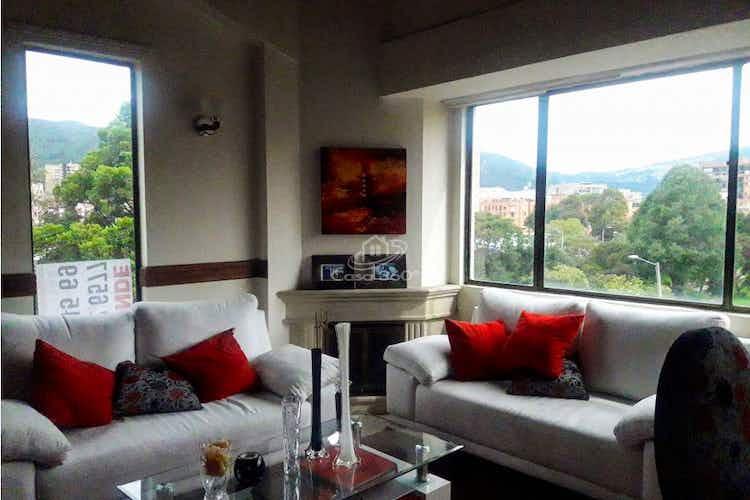 Portada Apartamento en en venta en Caobos Salazar, 140mt duplex.