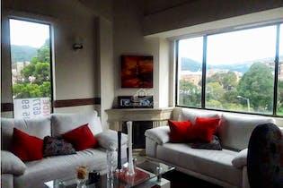 Apartamento en venta en Caobos Salazar, 140m²