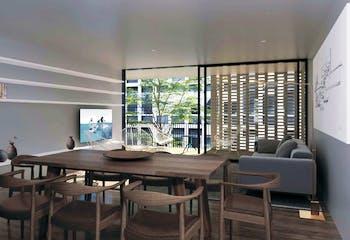 Departamento en venta en Condesa de 191 mt2 Penthouse