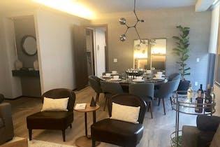 Departamento en venta en Polanco, 178mt con balcon
