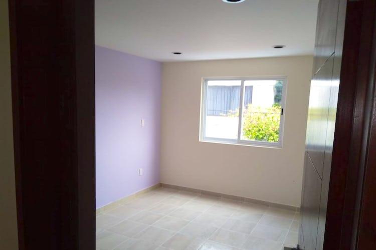 Portada Departamento nuevo en San Lorenzo La Cebada, Con 3 Recámaras-91mt2