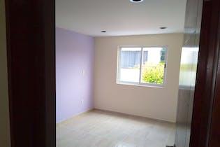 Departamento nuevo en San Lorenzo La Cebada, Con 3 Recámaras-91mt2