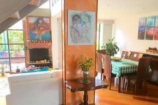 Casa en venta en Casco Urbano Chía de 3 hab. con Bbq...