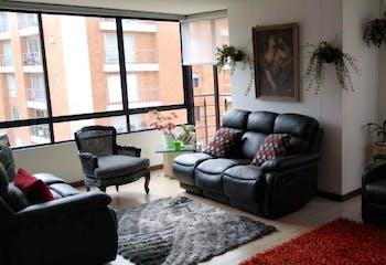 Apartamento en venta en Cedritos Usaquén de 130m² con Bbq...
