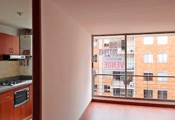 Apartamento en venta en Los Lagartos de 3 alcobas