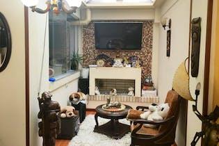 Casa en venta en Santa Teresa, 104mt con chimenea.