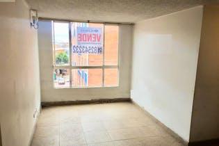 Apartamento en venta en Nuevo Muzu 54m²