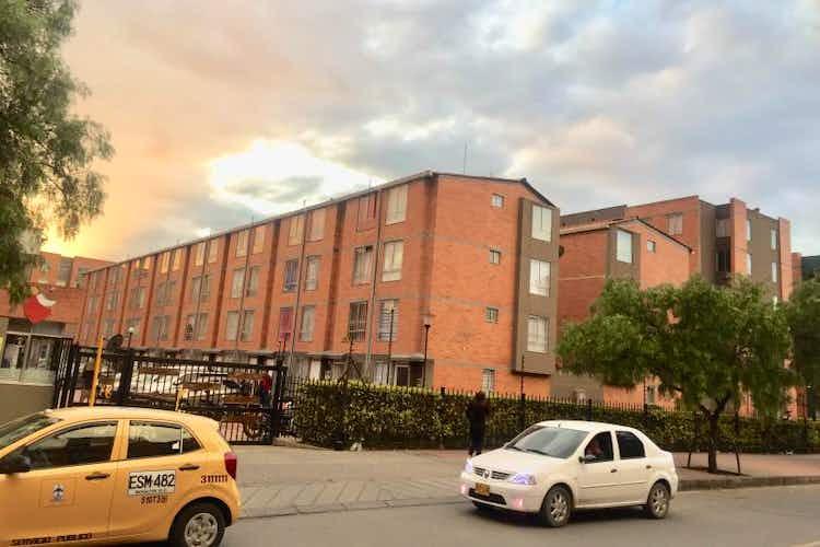 Portada Apartamento En Venta En Bogota El Tintal