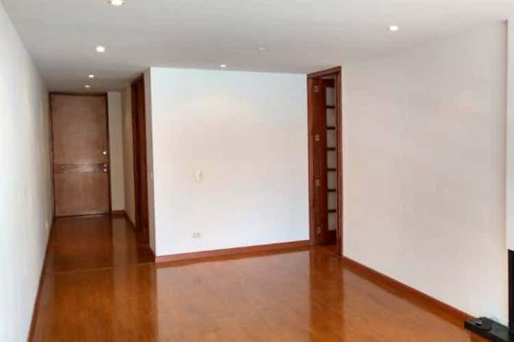 Portada Apartamento en venta en Santa Barbara Central, 97mt con chimenea.