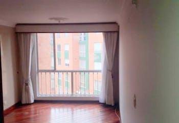 Apartamento duplex en venta en Capellania, con 3 habitaciones89mt