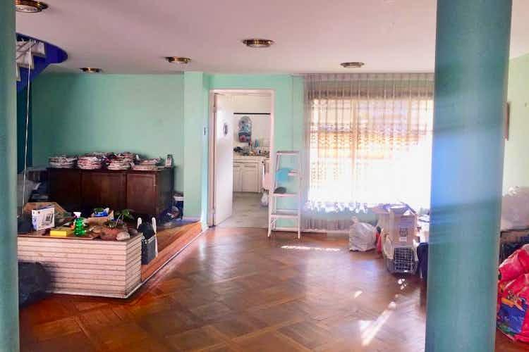 Portada Casa en venta en Corferias, 302mt con chimenea