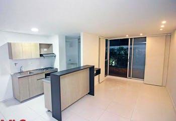 Apartamento en venta en Restrepo Naranjo de 3 alcobas