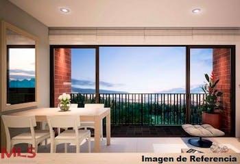 Apartamento en venta en El Porvenir 57m² con Gimnasio...