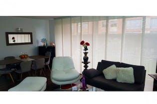 Apartamento en venta en Casco Urbano Cajicá, 116m² con Bbq...