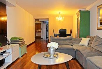 Apartamento En venta en Santa Bárbara Central, Bogotá de 87mtrs2