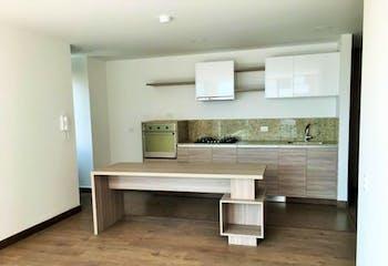 Apartamento En Venta En Cajica Bosque Sabana, Con 3 habitaciones-95mt2