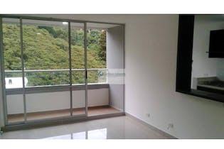 Apartamento en venta en Trianón, Envigado, Con 3 habitaciones-63mt2