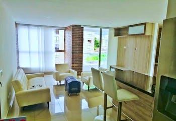 Apartamento en venta en Los Almendros de 80 mts dos habitaciones