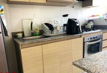 Apartamento en venta en El Esmeraldal, Con 2 habitaciones-64mt2