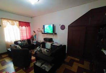 Casa en venta en San Pío de 3 alcobas