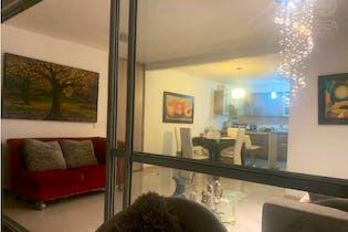 Apartamento en venta en El Oasis Envigado con 3 habitaciones-79,5mt2
