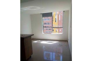 Apartamento en venta en Buenos Aires, Con 2 habitaciones-de 39mt2