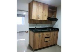 Apartamento en venta en Milagrosa - medellin, Con 2 habitacioines de 41m2,