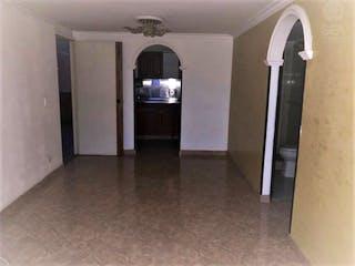 Una vista de un pasillo desde un pasillo en Apartamento en venta en Loma del Escobero