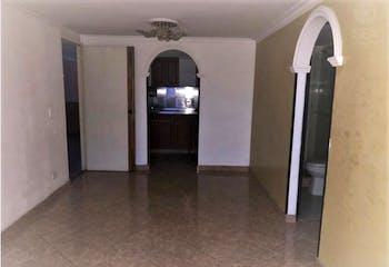 Apartamento en venta en Loma Del Escobero de 62m²