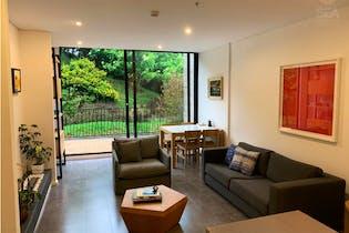 Apartamento en venta en Alto de Las Palmas, 95mt con terraza