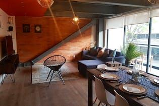 Departamento en venta en Condesa, Cuauhtémoc 157mt.