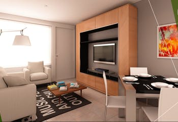 Desarrollo inmobiliario, Andres Molina 2907, Departamentos en venta en Asturias 56m²
