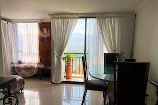 Apartamento en venta en Loma del Indio de 57 mt2. con balcón
