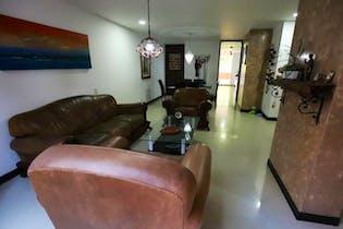 Apartamento en venta en El Esmeraldal de 103mt2 con terraza