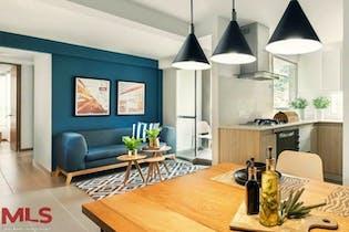 Apartamento en venta en Loma de los Bernal de tres alcobas