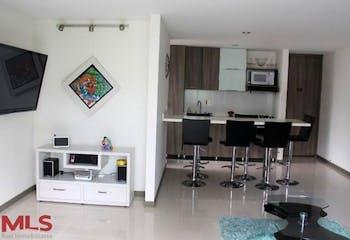 Apartamento en venta en El Esmeraldal de tres habitaciones