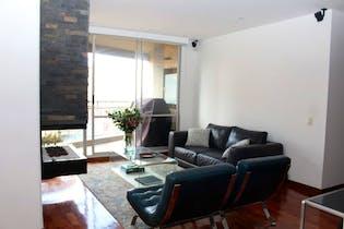 Apartamento en Venta enChapinero Alto de 3 habitaciones -145mt2