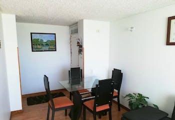 Apartamento En Venta En Bogota Lago Timiza, Con 3 habitaciones-55.6mt2