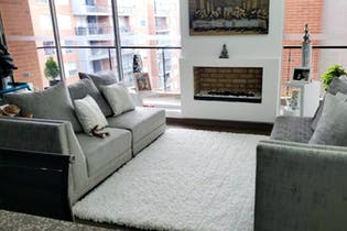 Apartamento En Venta En Bogota Sotavento, Con 3 habitaciones-100mt2