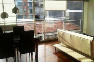Apartamento en venta en Chicó Reservado de 1 hab.