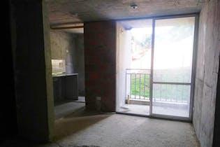 Apartamento en venta en El Salado, Con 3 habitaciones.55mt2