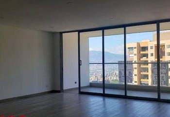 Apartamento en venta en Loma del Escobero, Con 3 habitaciones-173mt2