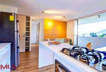Apartamento en venta en Las Lomitas de 69m² con Solarium...