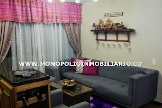 Apartamento en venta en Loma Del Indio de 3 alcobas