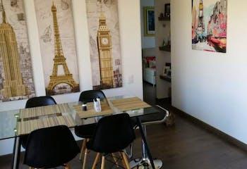 Apartamento en venta en Casco Urbano Chía de 85m² con Piscina...