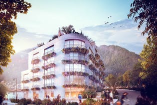 Vivienda nueva, Edificio La Primera, Apartamentos en venta en La Candelaria con 36m²