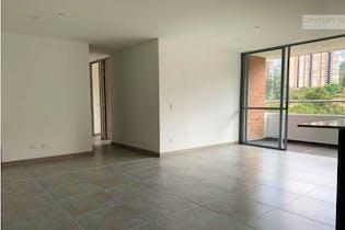 Apartamento en venta en la Abadía – Envigado , Con 3 habitaciones.95mt2