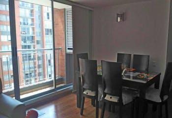 Apartamento En Venta En San Antonio Norte de 78 mt2. con balcón